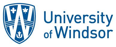Logo for University of Windsor